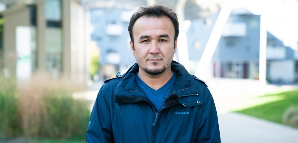 Porträtfoto Mohammad Sadeghi